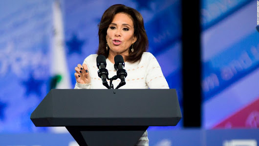 Jeanine Pirro is off the air at Fox News - CNN
