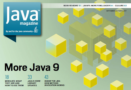 "September/October 2017 issue of Java Magazine, ""Quiz Yourself"" (1z0-808, 1z0-809) 