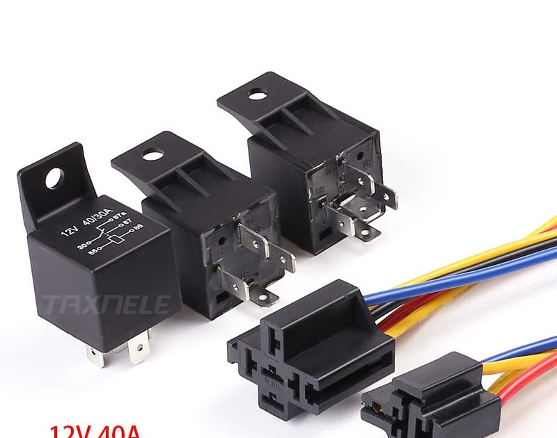 Automotive  Automotive Relay Wiring Harness