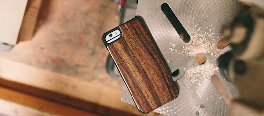 Recover | Wood iPhone Cases and Apple accessories