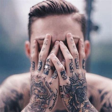 full hand tattoos men hand tattoos guys tattoos