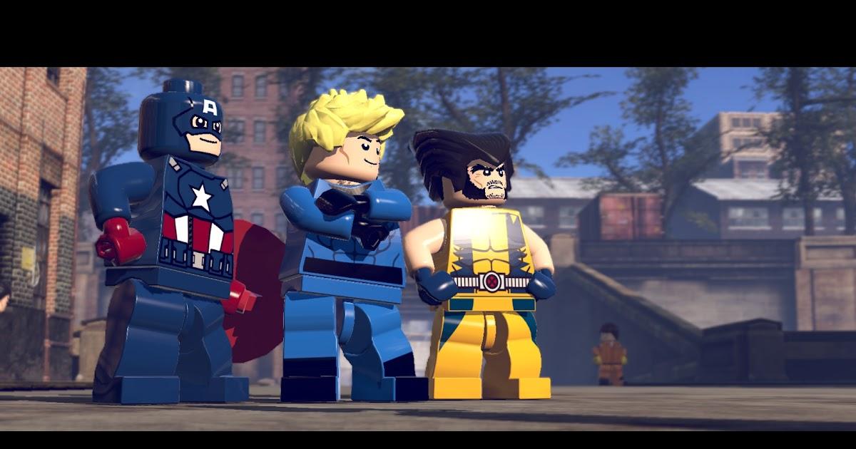 Juggernaut Images HD: Lego Marvel Avengers Walkthrough Asgard