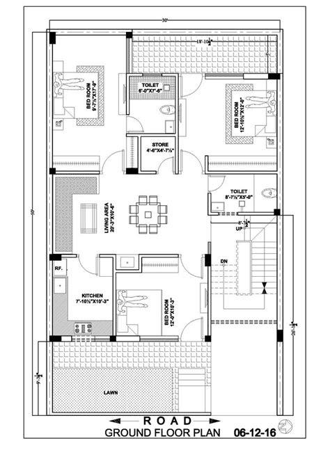 ground floor plan house duplex house plans