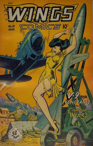 wings comics 91