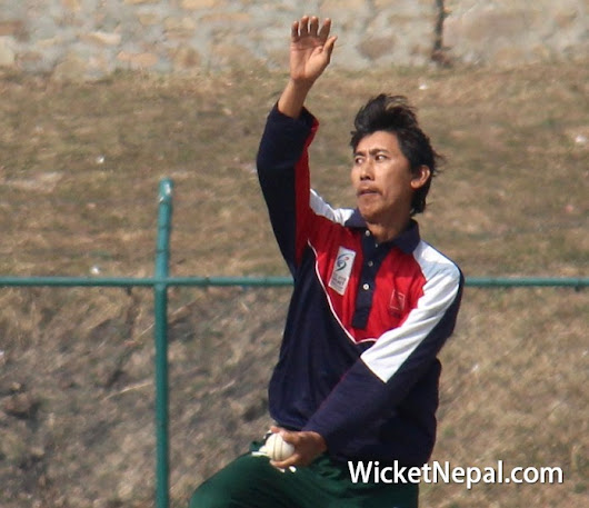 Practice of Nepal Team for WCL Nepal vs Kenya