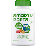 Smartypants Kids Formula and Fiber, Gummies - 90 gummies