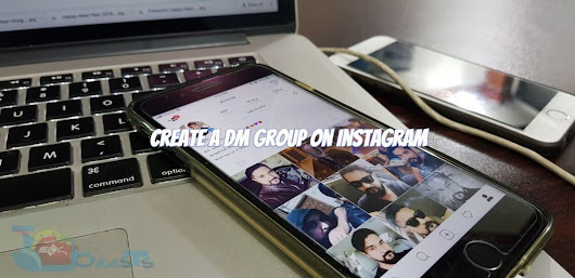 Create A DM Group On Instagram | Create Group on Instagram | TechBeasts