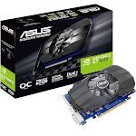 Asus GeForce GT 1030 2GB GDDR5 Phoenix Fan OC Edition PH-GT1030-O2G Graphic Card
