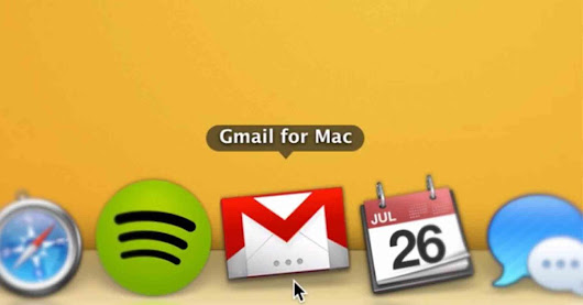 Gmail for Mac app promises to unchain Gmail from browser tabs
