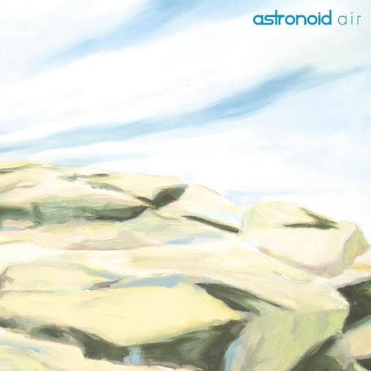 Spotify Web Player - Resin - Astronoid