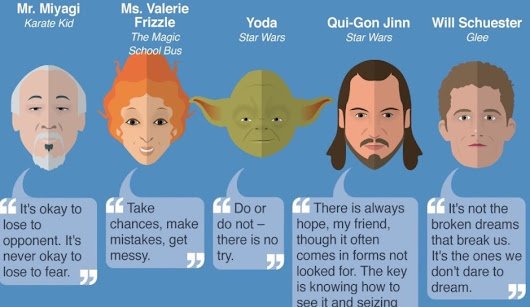 Get Inspired By These Quotes From 30 Wise Pop Culture Characters | Nerdist