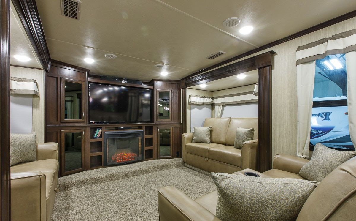 Creative Living Room Front Living Room Fifth Wheels
