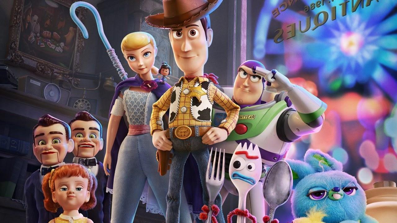 Resultado de imagem para Toy Story 4