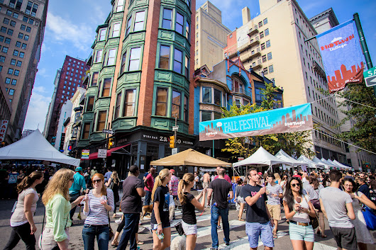 Eight major festivals are happening in Philly this week