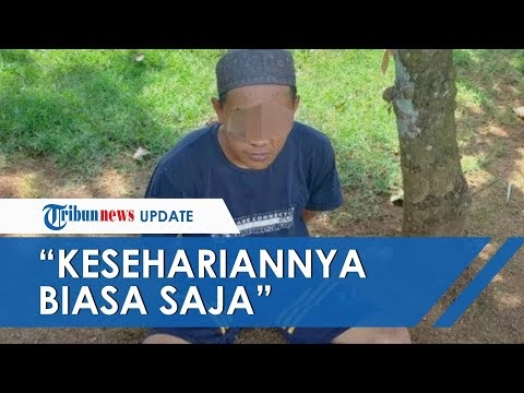 Anak Kandung Tebas Leher Ayah Hingga Putus di Lampung Tengah