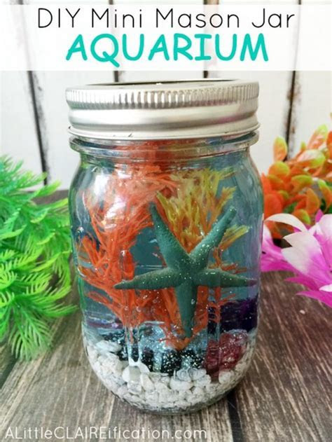 Mini Mason Jar Craft Ideas DIY Projects Craft Ideas & How