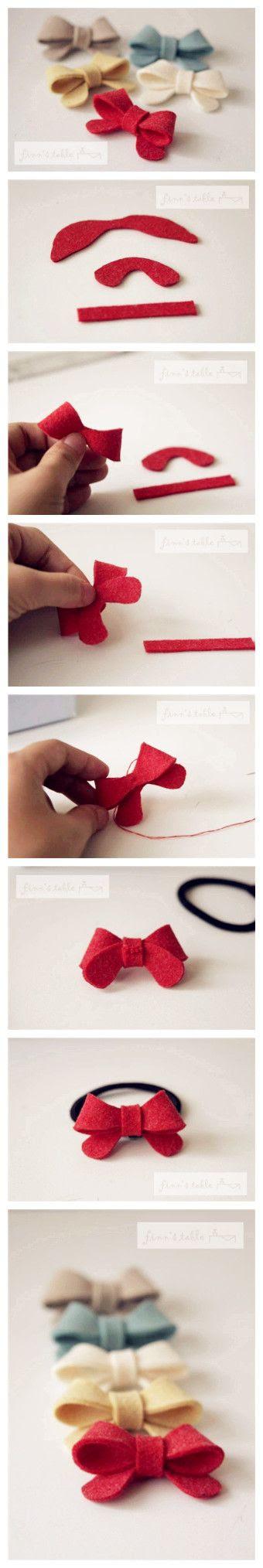 diy : bow