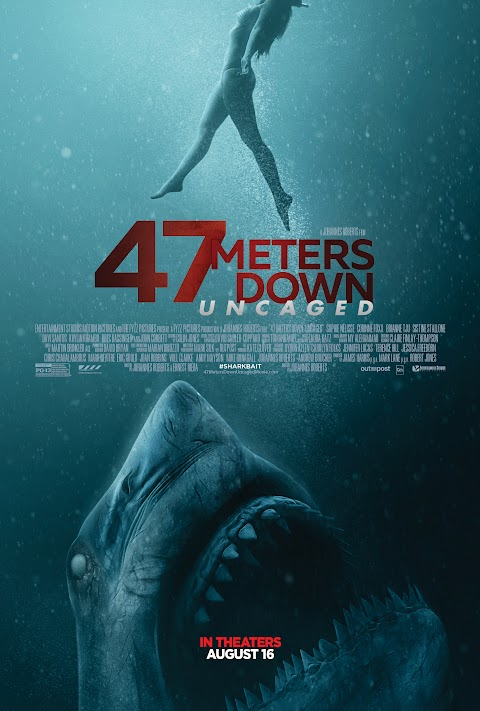 Where Was 47 Meters Down Filmed