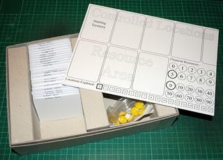 New box for my new prototype