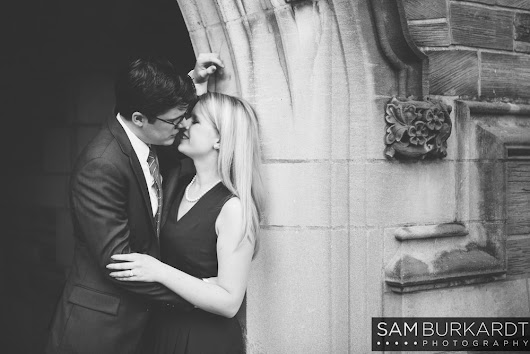 Yale Engagement | Shelby + Colin | New Haven, CT