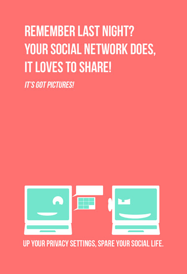 Remember Last Night? Your Social Network Does. It Loves to Share!