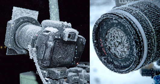 How to Use Your Camera In the Coldest Places on Earth