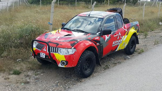 Mitsubishi L200 with a RB26DET Inline-Six – Engine Swap Depot