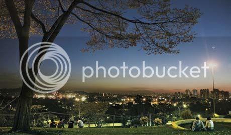 Praça Pôr-do-Sol - picture by Flavius Versadus