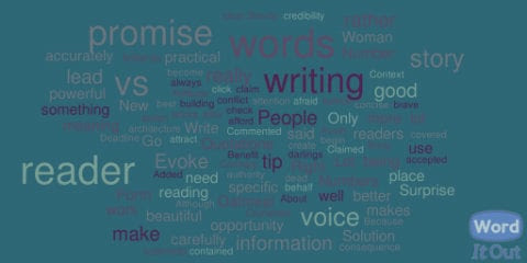 50 words that will improve your writing