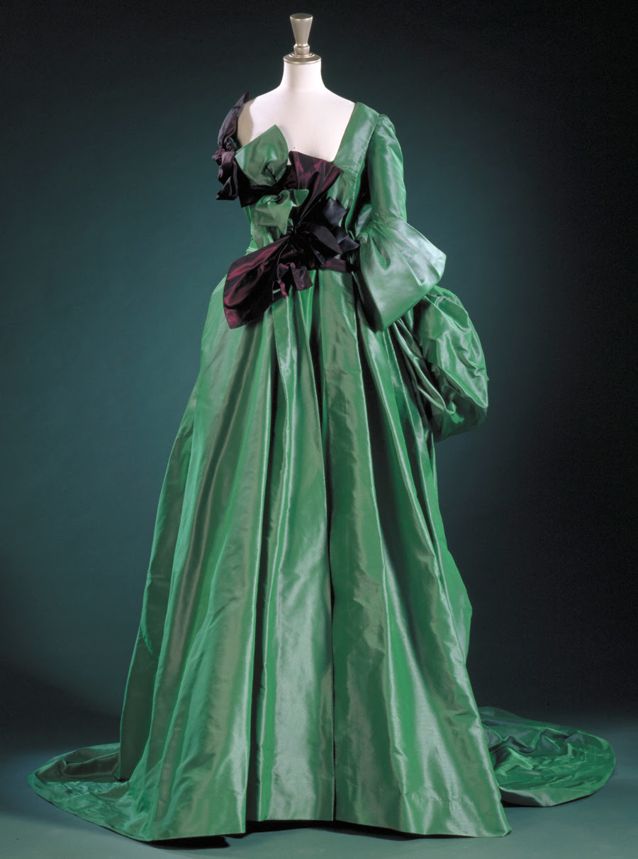 Vivienne westwood black evening dress