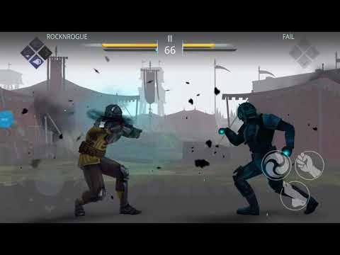 Shadow Fight 3'de Mızrak İle Uzaktan Savaş