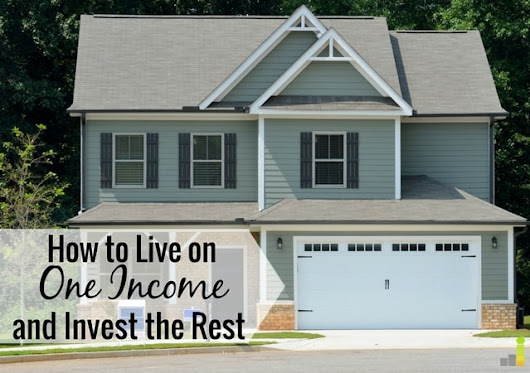 How to Live on One Income and Invest the Rest - Frugal Rules