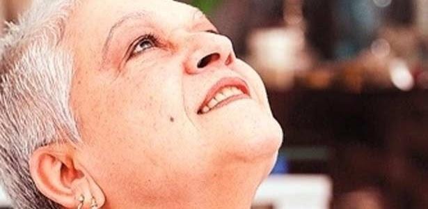 """Atriz Regina Dourado voltou para a Globo e fez a novela """"Caminho das Índias"""" (2009)"""