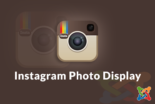 Instagram Photo Display Module for Joomla