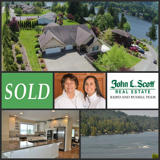 Just SOLD! Big Lake View Home - 18731 Sulfer Springs Rd, Mount Vernon WA - Live in Skagit Valley