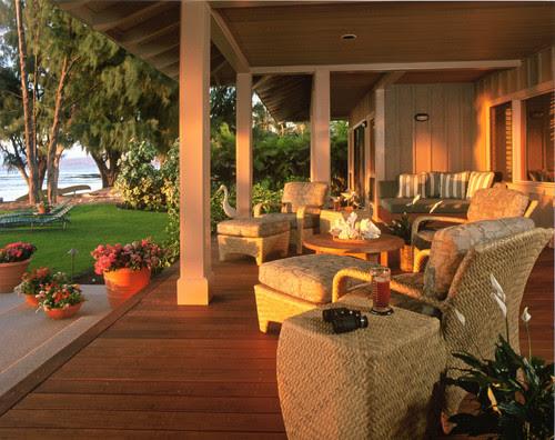 Puako 1 tropical porch
