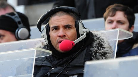 Collymore accuses Twitter over abuse