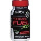 Twinlab Yohimbe Fuel, Capsules - 50 count