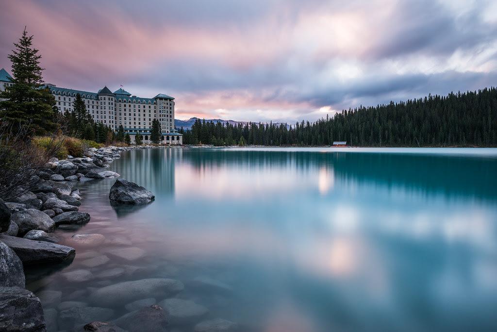 Lake Louise Fairmont