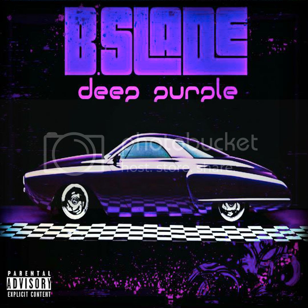 B.Slade Deep Purple cover