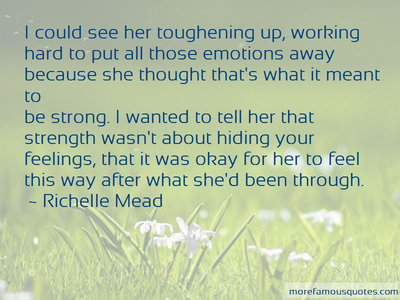 Quotes About Hiding Feelings Top 26 Hiding Feelings Quotes From