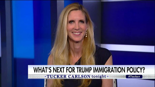 Ann Coulter Explains Why She Gives Trump an 'A+' for His First Month in Office