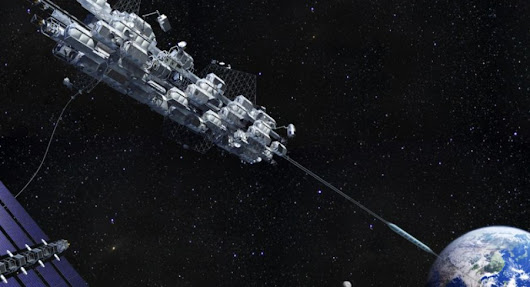 Japan Constructing Space Elevator by 2050