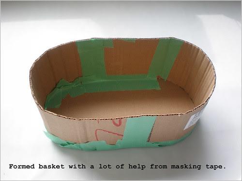 formed basket