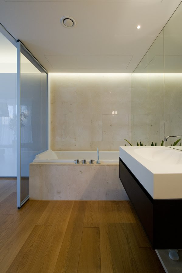 Guide to Modern Minimalist Bathroom Designs and Ideas ...