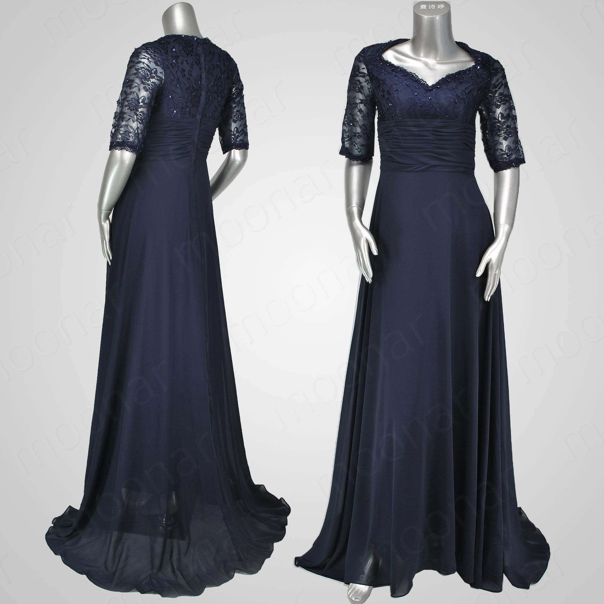 Formal evening dresses woman