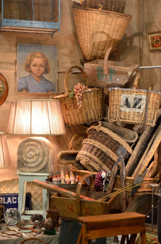 Love old baskets