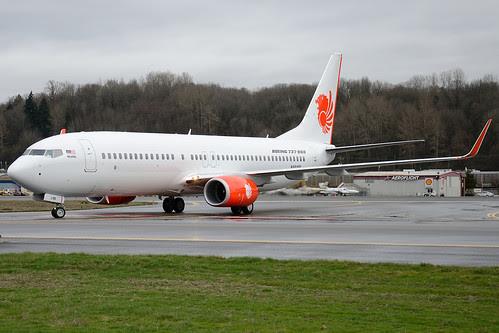 Malindo Air 9M-LNB