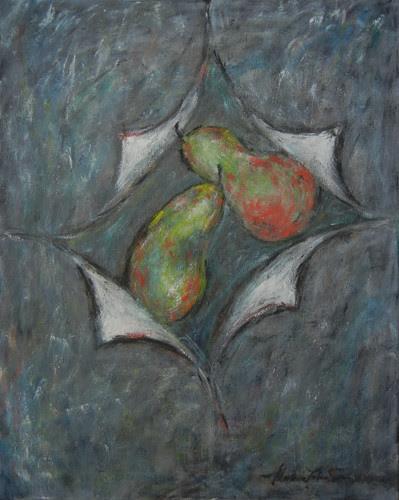 Two Pears / 兩個梨 / Zwei Birnen