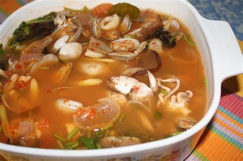 resepi tomyam seafood koleksi resepi selerau